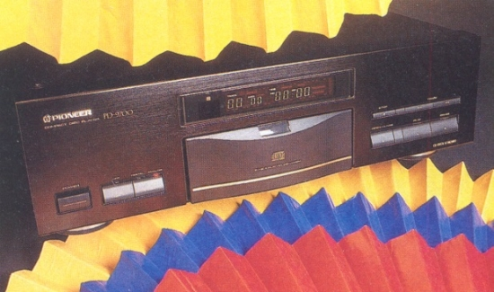 Pioneer PD-9700 CD-player photo