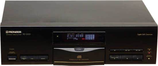 Pioneer PD-S703 CD-player photo
