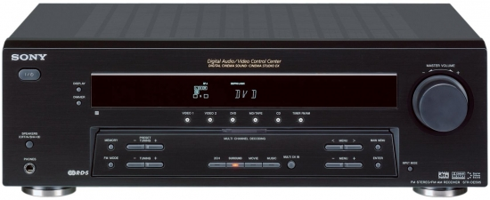Sony STR-DE595 AV-receiver photo