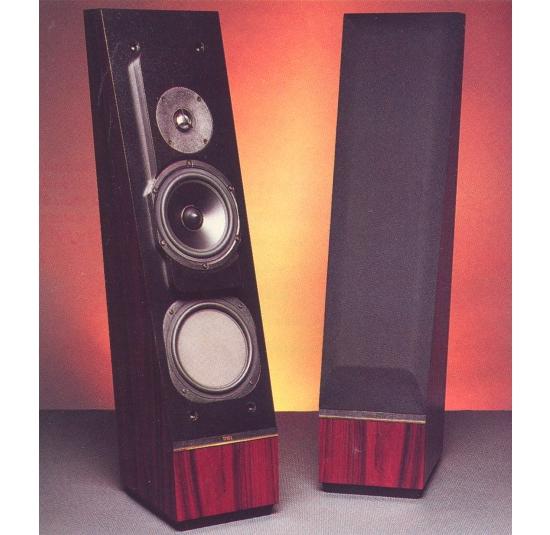 Thiel Cs1 5 Floor Standing Speakers Review Test Price