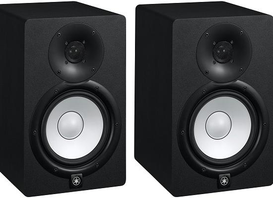 Yamaha HS7 Bookshelf Speakers Photo