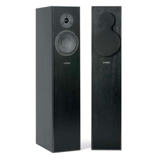 yamaha ns f140 floor standing speakers review and test. Black Bedroom Furniture Sets. Home Design Ideas