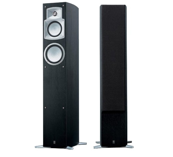 yamaha ns 9002 floor standing speakers review and test. Black Bedroom Furniture Sets. Home Design Ideas