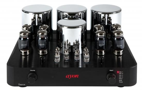 Ayon Triton III Amplifier photo