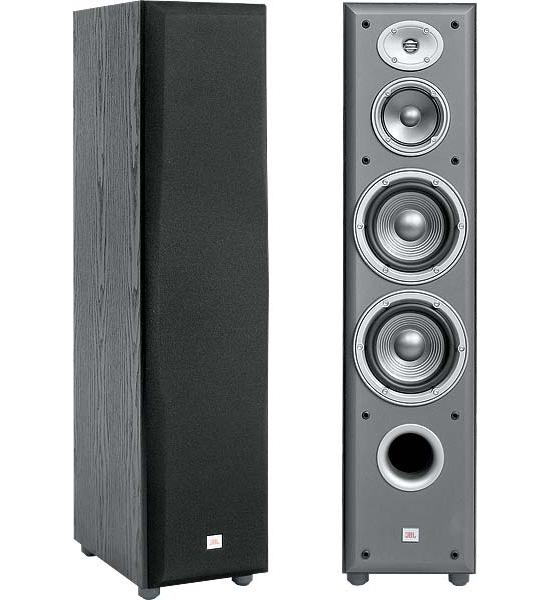 Welp JBL Northridge E80 Floor standing speakers review and test WP-63