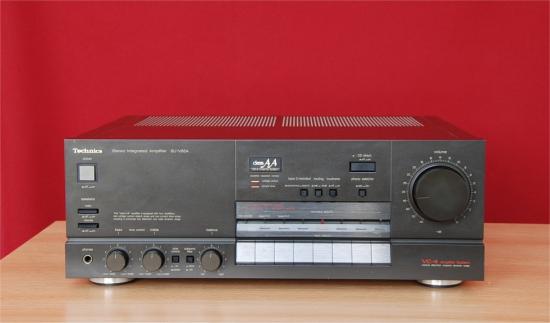 Technics SU-V85A Amplifier review, test, price